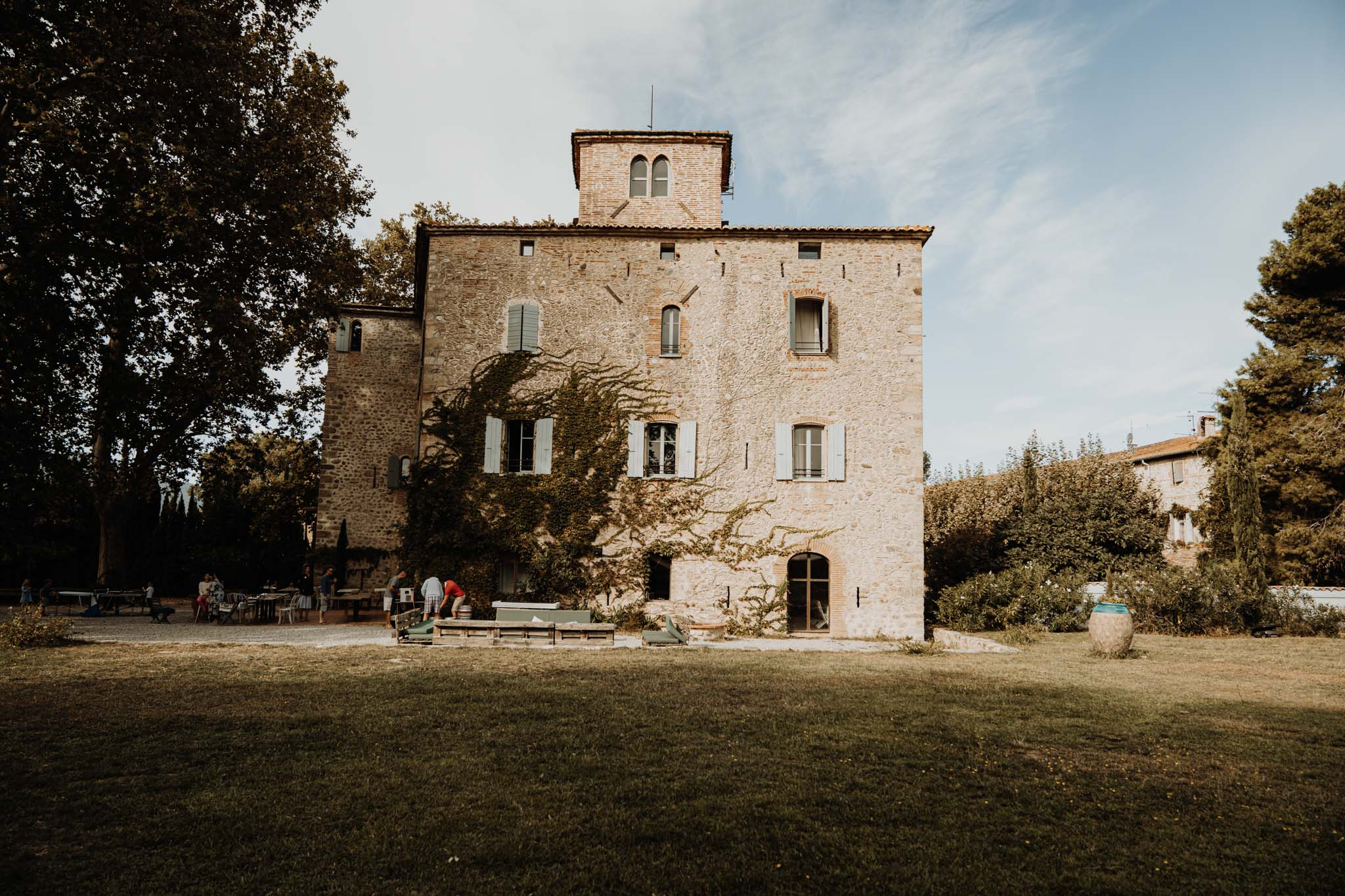 mariage domaine de Villeclare perpignan