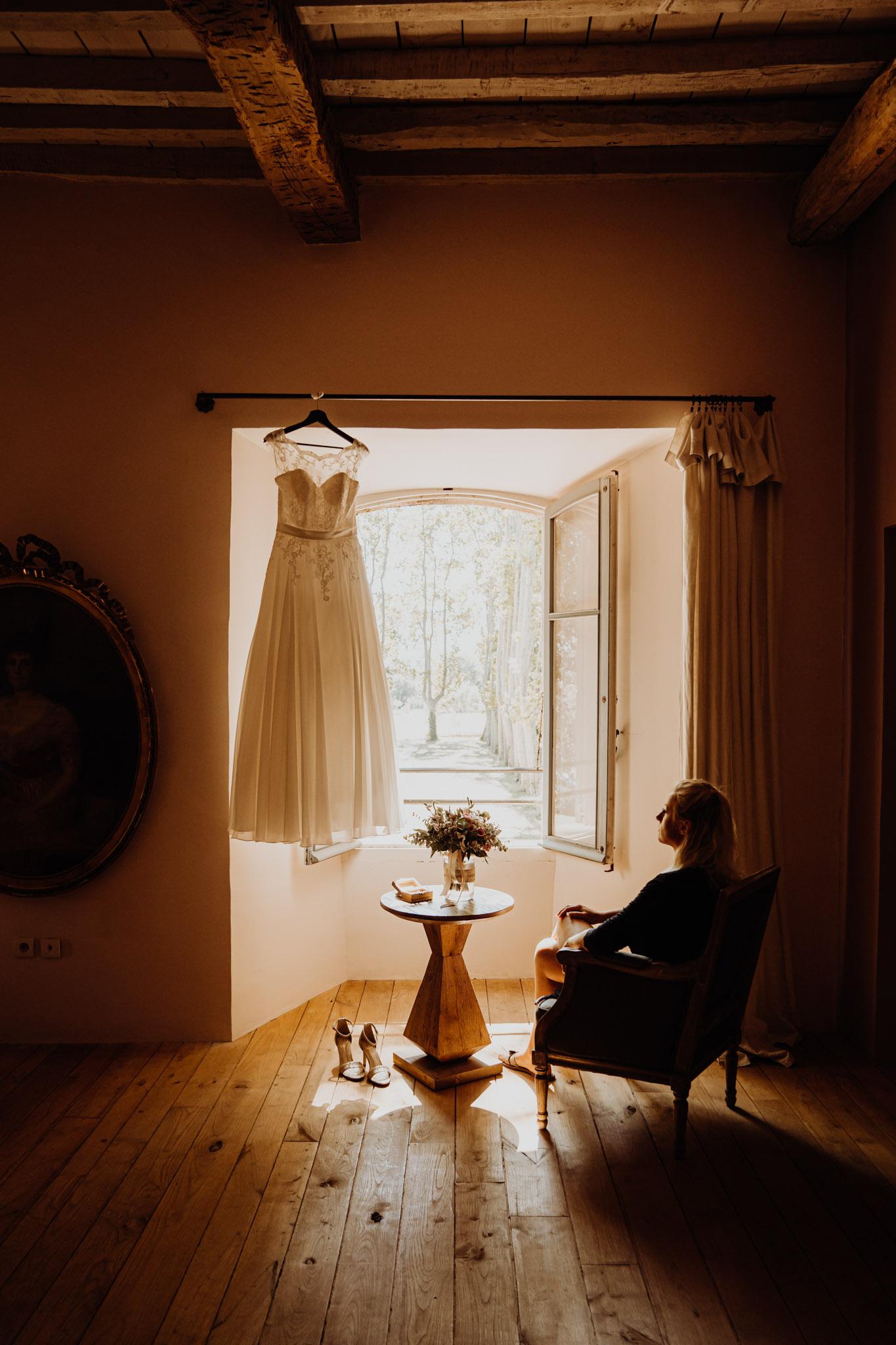 mariage champêtre perpignan domaine de Villeclare