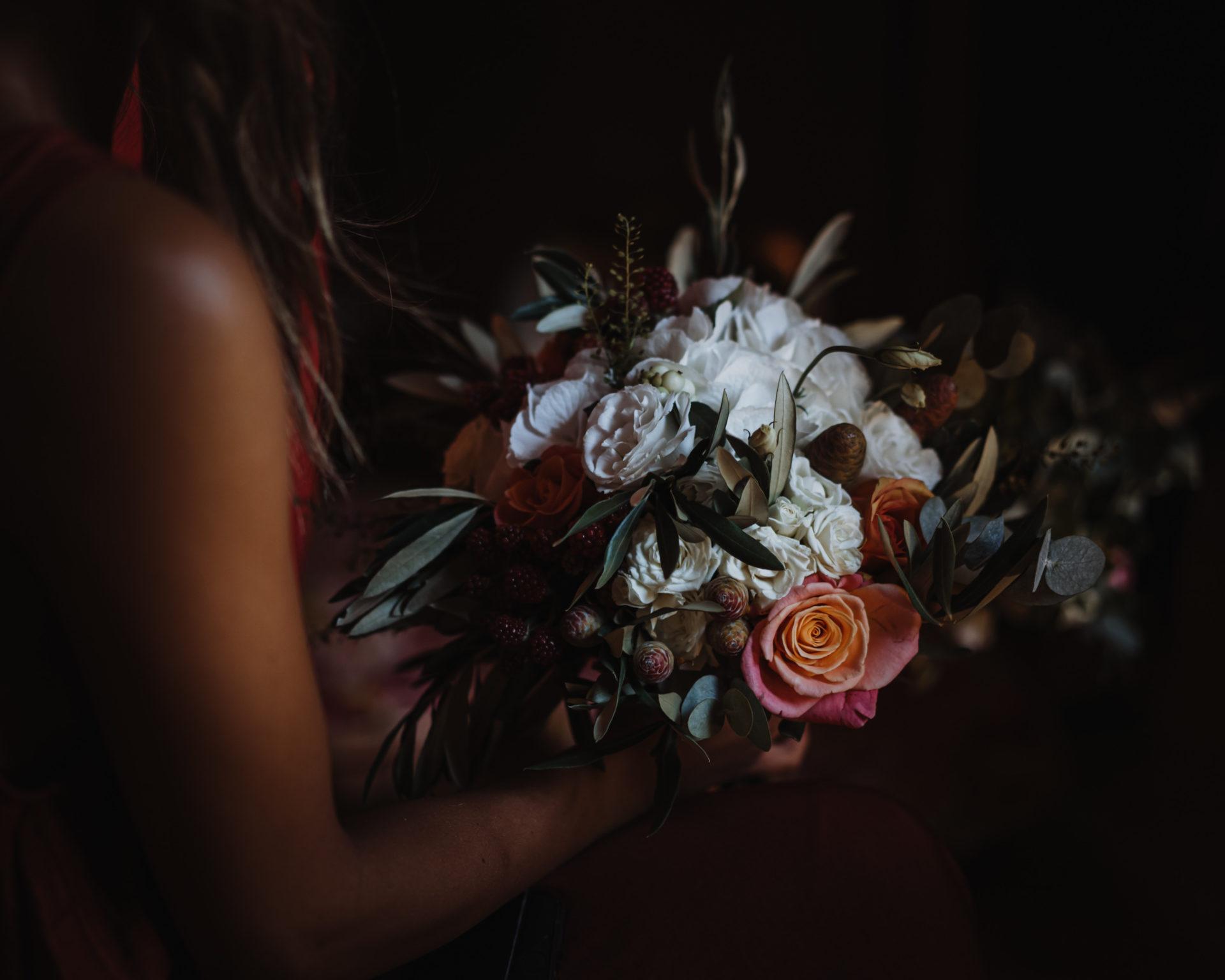mariage bouquet wedding